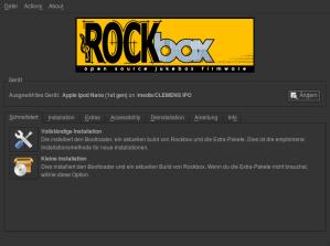 Rockbox Utility Tool